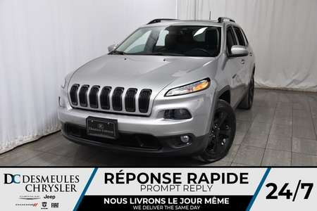 2017 Jeep Cherokee Limited * Toit Ouvr Pano * Cam Rec * Bancs Chauff for Sale  - DC-M1157  - Desmeules Chrysler