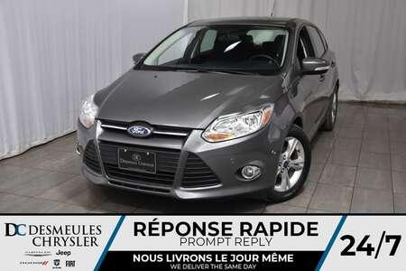 2013 Ford Focus SE * Cam Rec * Sièges Chauff * 58$/Semaine for Sale  - DC-B1233A  - Blainville Chrysler