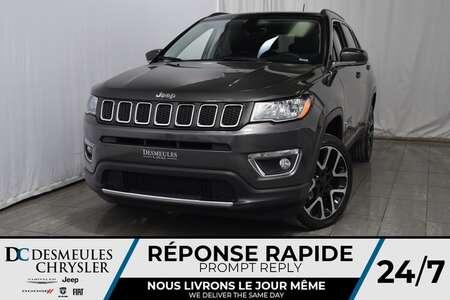 2018 Jeep Compass Limited for Sale  - DC-M1244  - Blainville Chrysler