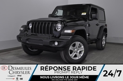 2020 Jeep Wrangler Sport S + TURBO + BLUETOOTH *110$/SEM  - DC-20153  - Blainville Chrysler