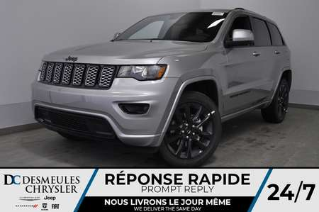 2020 Jeep Grand Cherokee Altitude + UCONNECT + WIFI *130$/SEM for Sale  - DC-20102  - Blainville Chrysler