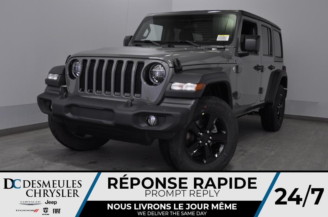 2020 Jeep Wrangler  - Blainville Chrysler