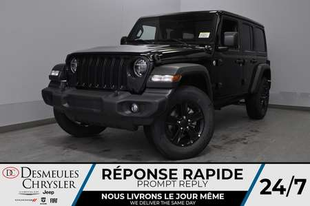 2020 Jeep Wrangler Sport Altitude+ BLUETOOTH + BANCS CHAUFF *131$/SEM for Sale  - DC-20132  - Desmeules Chrysler