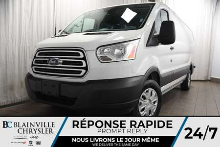 2018 Ford Transit Van T250 148 for Sale  - BC-P1214  - Desmeules Chrysler