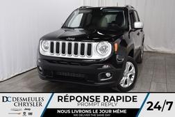 2018 Jeep Renegade Limited * Bancs Chauff * GPS * Cam Rec *  - DC-M1243  - Blainville Chrysler