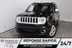 2018 Jeep Renegade Limited * Bancs Chauff * GPS * Cam Rec *  - DC-M1243  - Desmeules Chrysler