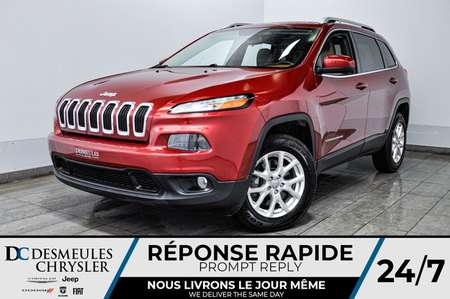 2015 Jeep Cherokee Latitude *Cam de Recul  *A/C for Sale  - DC-91048B  - Desmeules Chrysler