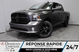 2020 Ram 1500 Night Edition + UCONNECT + BANCS CHAUFF *156$/SEM  - DC-20476  - Desmeules Chrysler