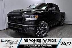 2020 Ram 1500 Sport + UCONNECT + BANCS CHAUFF *173$/SEM  - DC-20168  - Desmeules Chrysler