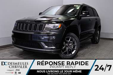 2020 Jeep Grand Cherokee LTD Limi