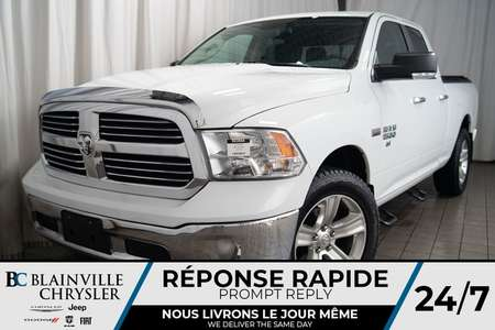 2016 Ram 1500 SLT * MAGS * 4X4 * BLUETOOTH * RADIO SATELLITE for Sale  - BC-90389A  - Blainville Chrysler