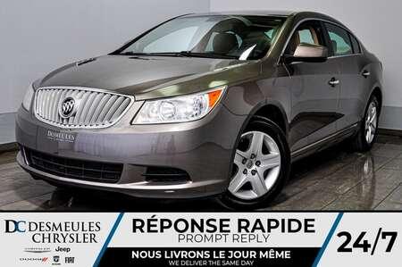 2011 Buick LaCrosse CX for Sale  - DC-D1647  - Desmeules Chrysler