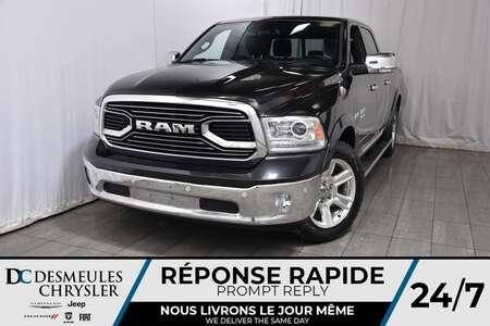 2016 Ram 1500 Longhorn Limited * Crew Cab * Toit Ouvr * Cam Rec for Sale  - DC-A0802B  - Desmeules Chrysler