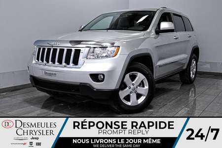 2012 Jeep Grand Cherokee Laredo + bancs et volant chauff + uconnect + cam for Sale  - DC-D1937A  - Blainville Chrysler