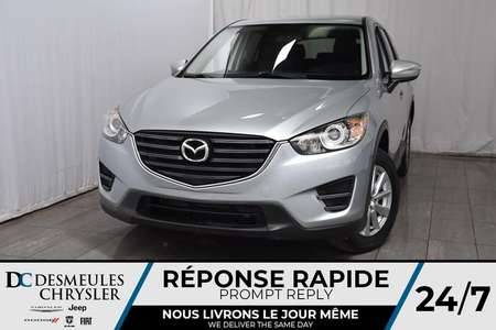 2016 Mazda CX-5 Sport * Mode Sport * A/C * 72$/Semaine for Sale  - DC-M1342  - Desmeules Chrysler