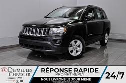 2017 Jeep Compass Sport * Manuelle * A/C * Rack à Toit  - DC-M1238  - Blainville Chrysler