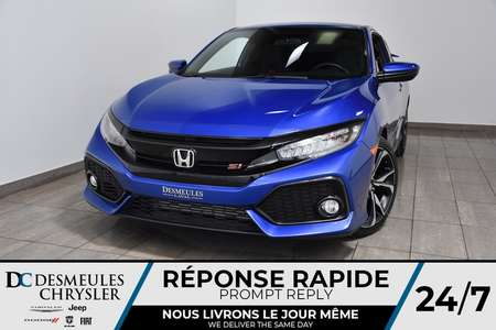 2018 Honda Civic Si Coupe Si * Manuelle * Cam Rec * NAV * 108$/Semaine for Sale  - DC-M1399  - Desmeules Chrysler