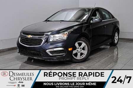 2015 Chevrolet Cruze LT * Toit Ouvr * Sièges Chauff * Cam Rec * 70$/Sem for Sale  - DC-M1386  - Desmeules Chrysler