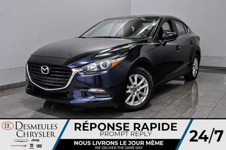 2018 Mazda Mazda3 Touring * Manuelle *  Cam Rec * for Sale  - DC-M1393  - Blainville Chrysler