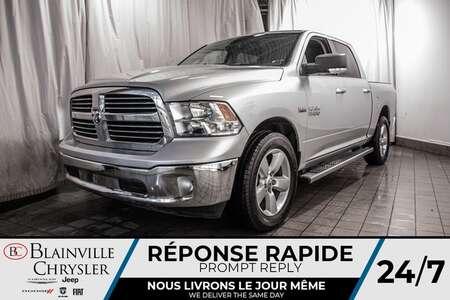 2017 Ram 1500 SLT * DÉMAREUR * MARCHE PIED * MAGS * CAM RECUL for Sale  - BC-20062A  - Desmeules Chrysler