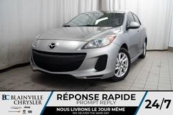 2013 Mazda Mazda3 I TOURING * MAGS * BLUETOOTH * SIÈGES CHAUFF  - BC-P1396  - Desmeules Chrysler