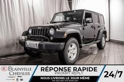2016 Jeep Wrangler SPORT S * 4 PORTES * A/C * AUTOMATIQUE *  - BC-90438A  - Blainville Chrysler