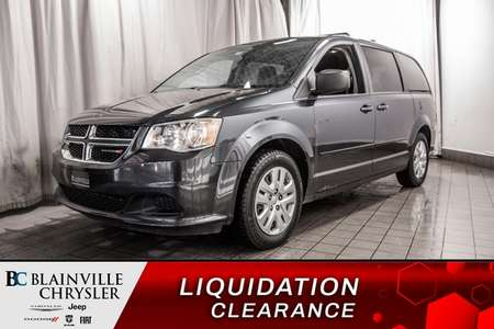 2014 Dodge Grand Caravan SXT * BLUETOOTH * STOW N GO * CLIM- BIZONE * for Sale  - BC-90506A  - Blainville Chrysler