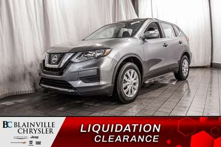2017 Nissan Rogue SV * AWD * BAS KM * CAMERA DE RECUL * BLUETOOTH * for Sale  - BC-90507A  - Blainville Chrysler