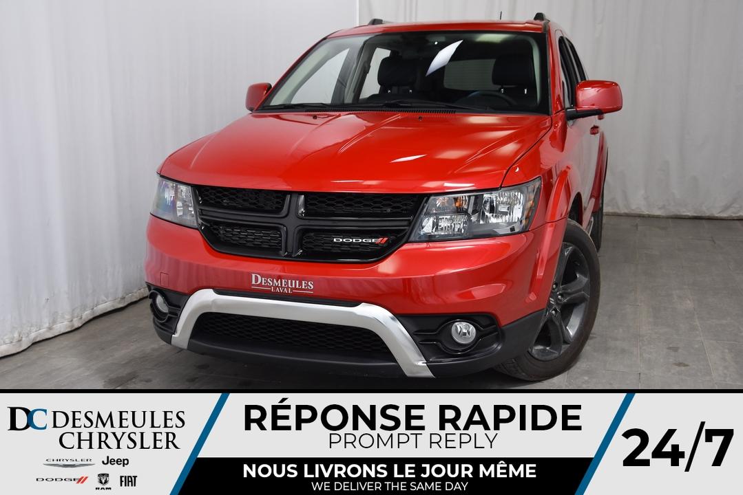 2018 Dodge Journey  - Desmeules Chrysler