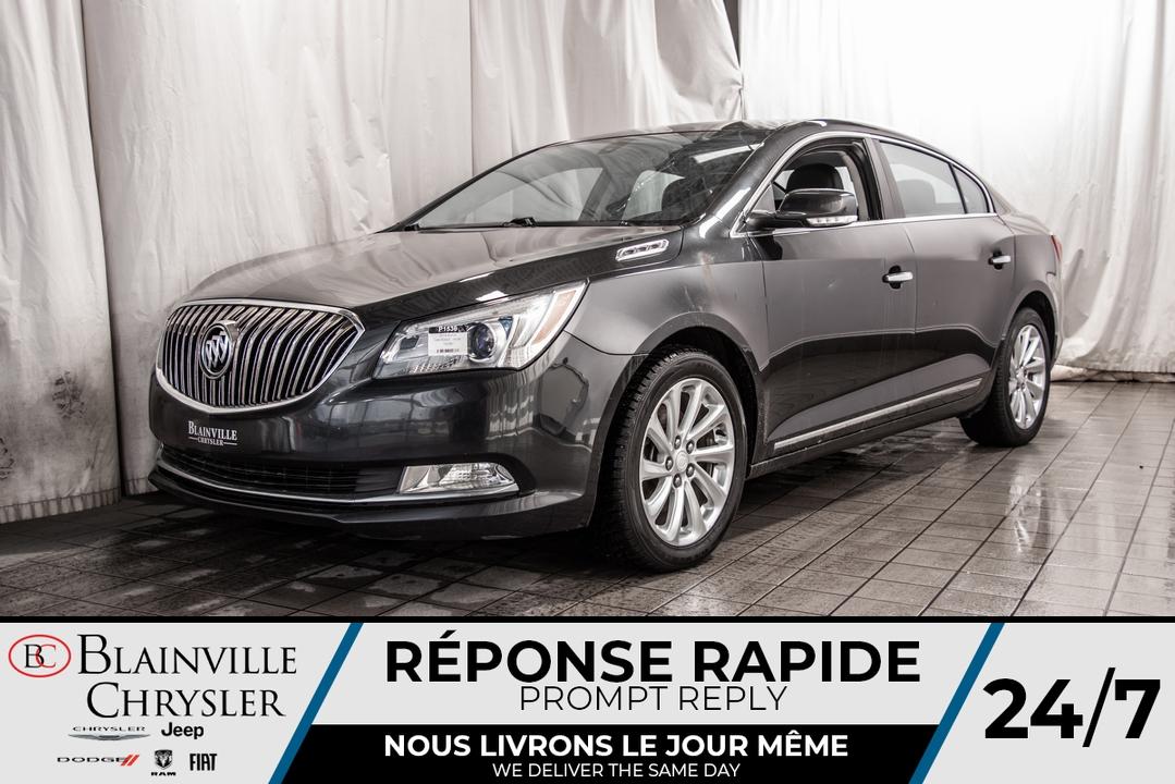 2014 Buick LaCrosse  - Desmeules Chrysler
