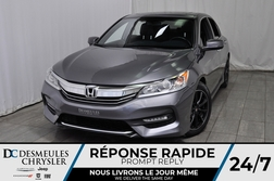 2016 Honda Accord Sedan Sport * Toit Ouvr * Cam Rec * Cam Angle Mort  - DC-B1225A  - Desmeules Chrysler