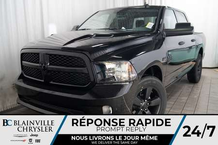 2019 Ram 1500 Classic EXPRESS * MAGS * 4X4 * BLUETOOTH * RADIO SATELLITE for Sale  - BC-90364  - Blainville Chrysler
