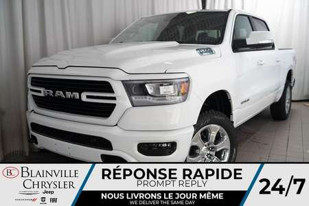 2020 Ram 1500 BIGHORN * MAGS * 4X4 * BLUETOOTH * CAM RECUL for Sale  - BC-20071  - Blainville Chrysler