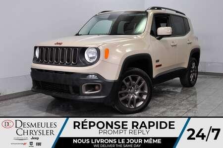 2016 Jeep Renegade North + bancs et volant chauff + toit ouv + a/c for Sale  - DC-M1344A  - Blainville Chrysler