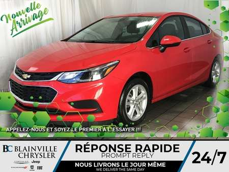 2016 Chevrolet Cruze LT * BAS KILO * * CAMERA DE RECULE * for Sale  - BC-P1463  - Desmeules Chrysler