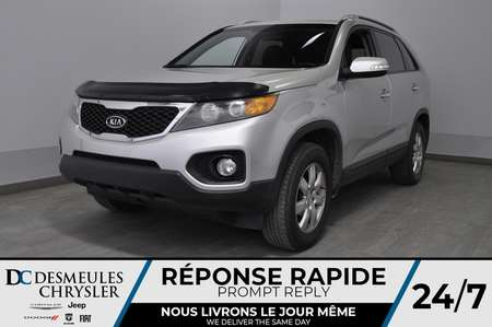 2011 Kia Sorento bancs chauff + a/c for Sale  - DC-D1669A  - Desmeules Chrysler