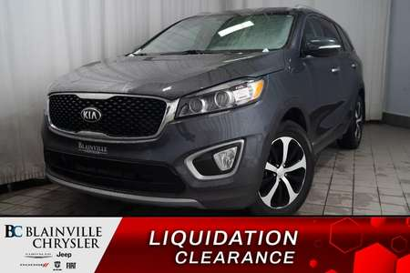 2016 Kia Sorento EX * MAGS * BLUETOOTH * AWD * RADIO SATELLITE for Sale  - BC-P1416  - Desmeules Chrysler
