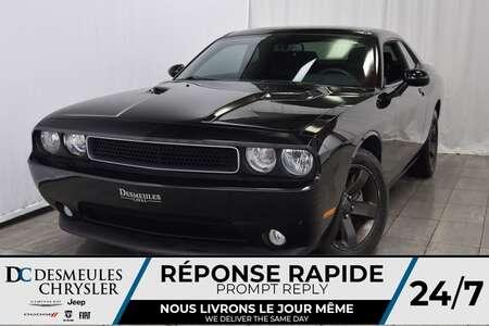 2013 Dodge Challenger PARK SENS. * GPS * CUIR * AUTOMATIQUE for Sale  - DC-A0947  - Desmeules Chrysler