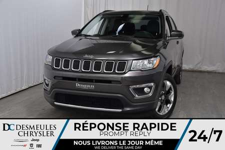 2018 Jeep Compass Limited for Sale  - DC-81280  - Blainville Chrysler