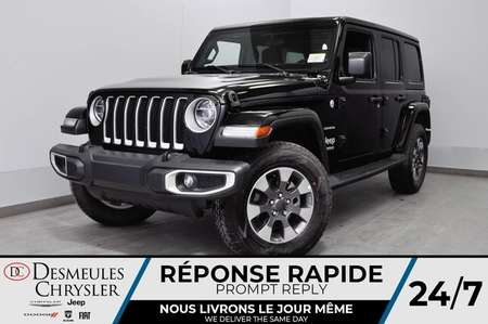 2020 Jeep Wrangler Sahara + BANCS CHAUFF + BLUETOOTH *140$/SEM for Sale  - DC- 20130  - Desmeules Chrysler
