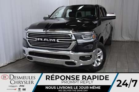 2019 Ram 1500 Laramie Crew Cab for Sale  - DC-90047  - Desmeules Chrysler