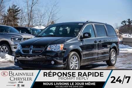 2019 Dodge Grand Caravan SXT 35th Anniversary Edition for Sale  - BC-90490  - Blainville Chrysler