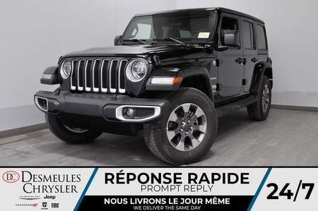 2020 Jeep Wrangler Unlimited Sahara + BANCS CHAUFF *154$/SEM for Sale  - DC-20124  - Desmeules Chrysler
