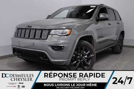 2020 Jeep Grand Cherokee Altitude + UCONNECT + WIFI *144$/SEM for Sale  - DC-20112  - Blainville Chrysler