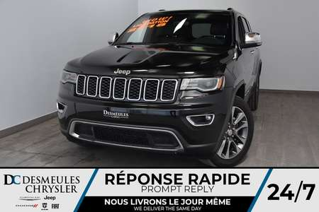 2018 Jeep Grand Cherokee - for Sale  - DC-81184  - Desmeules Chrysler