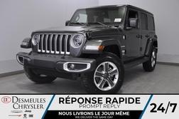 2020 Jeep Wrangler Unlimited Sahara+ UCONNECT + BANCS CHAUFF*161$/SEM  - DC-20105  - Blainville Chrysler