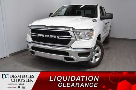 2019 Ram 1500 SXT Quad Cab + CAM RECUL + BLUETOOTH *123$/SEM for Sale  - DC-90242  - Desmeules Chrysler