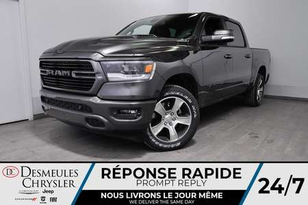 2020 Ram 1500 Sport Crew Cab+ BANCS CHAUFF + BLUETOOTH *149$/SEM for Sale  - DC-20069  - Blainville Chrysler