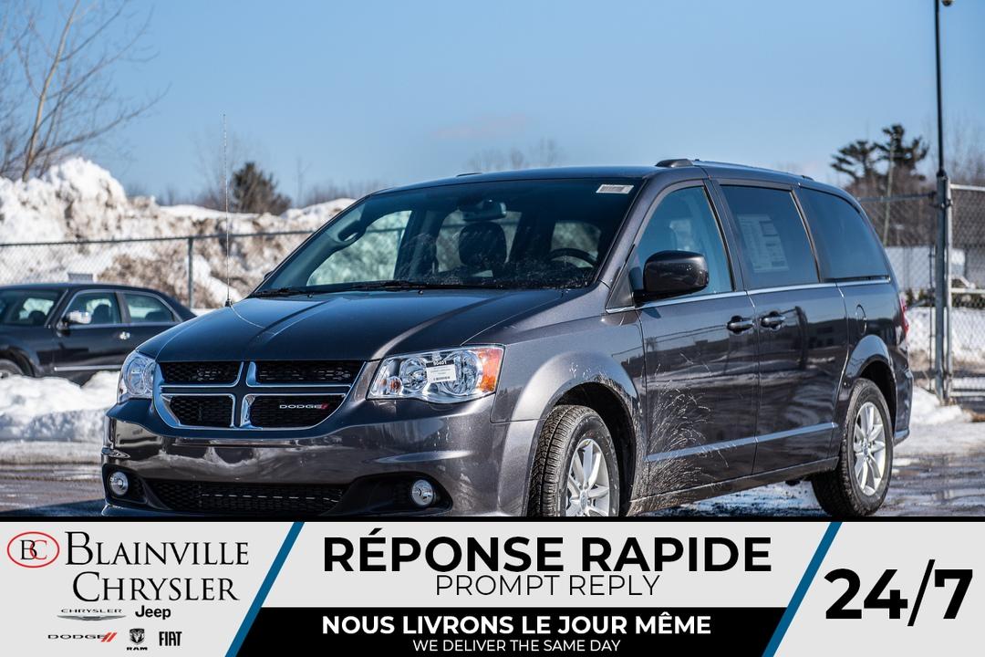 2019 Dodge Grand Caravan  - Desmeules Chrysler