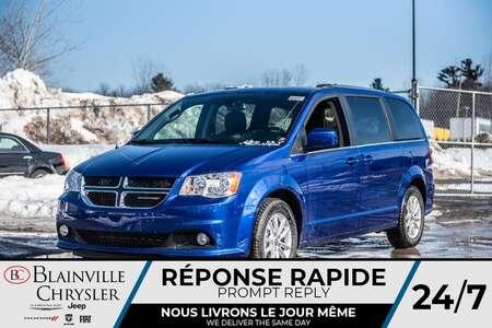 2019 Dodge Grand Caravan SXT Premium Plus for Sale  - BC-90462  - Blainville Chrysler